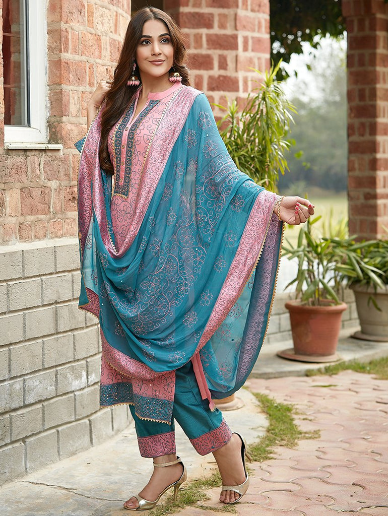 Viscose Suit Set 3414