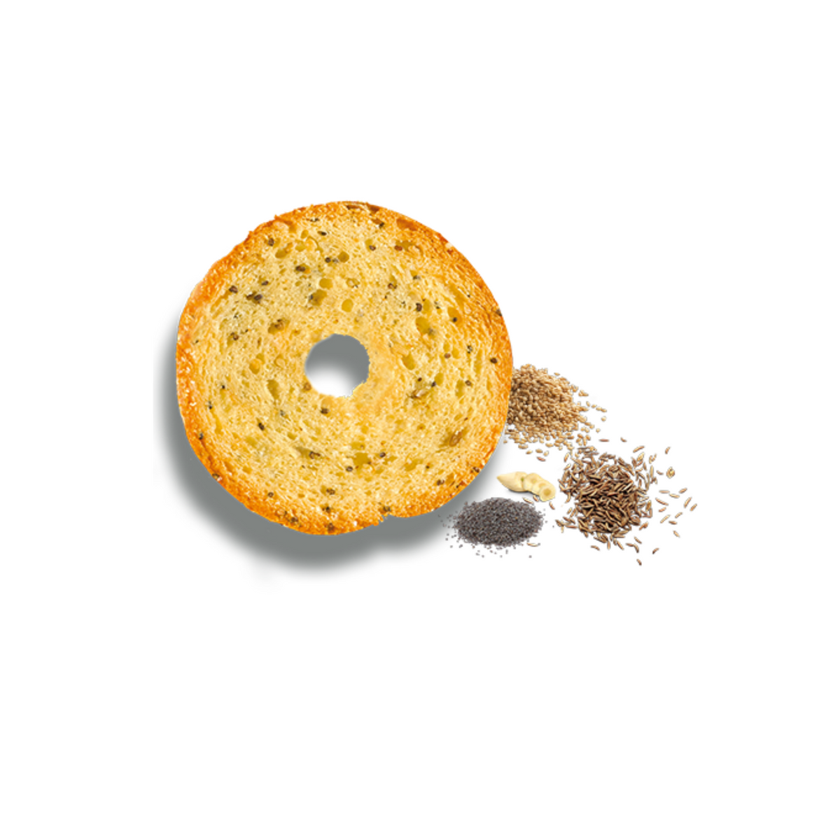 everything bagel chip