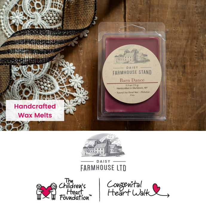 Daisy Farmhouse Stand & The Children's Heart Foundation