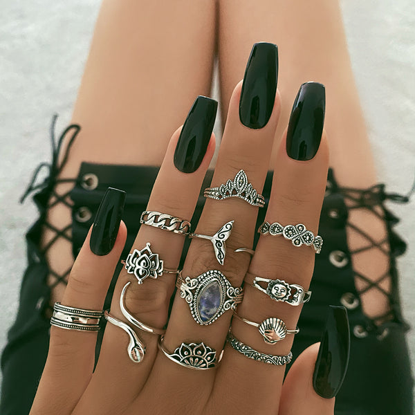 Bellatrix Midi Ring