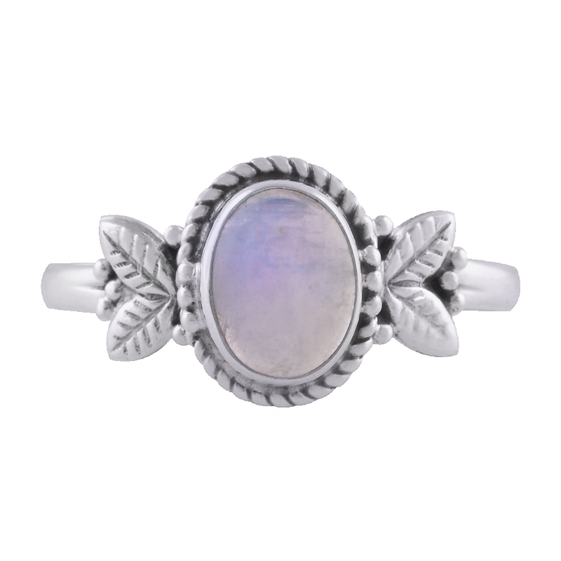 Brandy Moonstone Ring