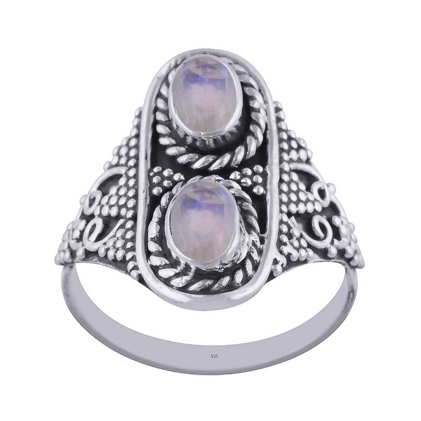 Effie Moonstone Ring