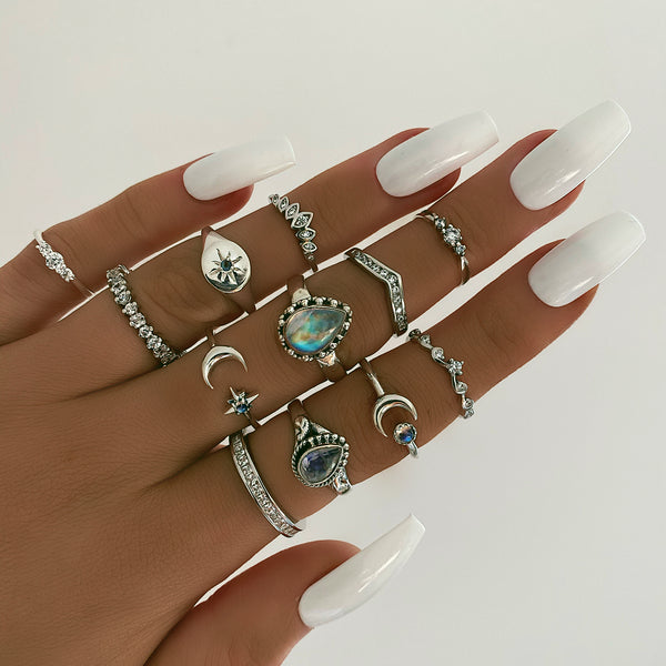 Enchanted Moonstone Ring