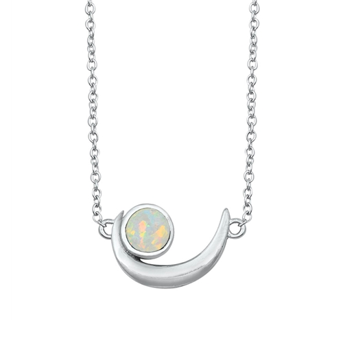 Selene Opal Necklace