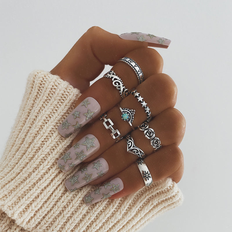 Whitney Midi Ring