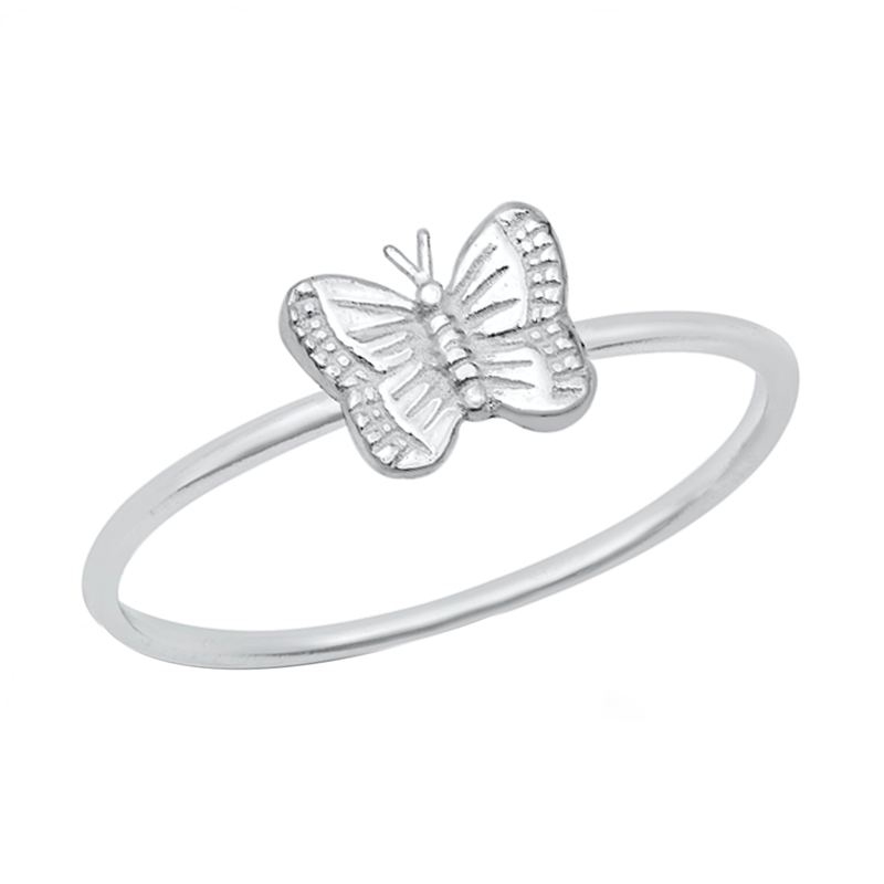 Annabelle Butterfly Ring