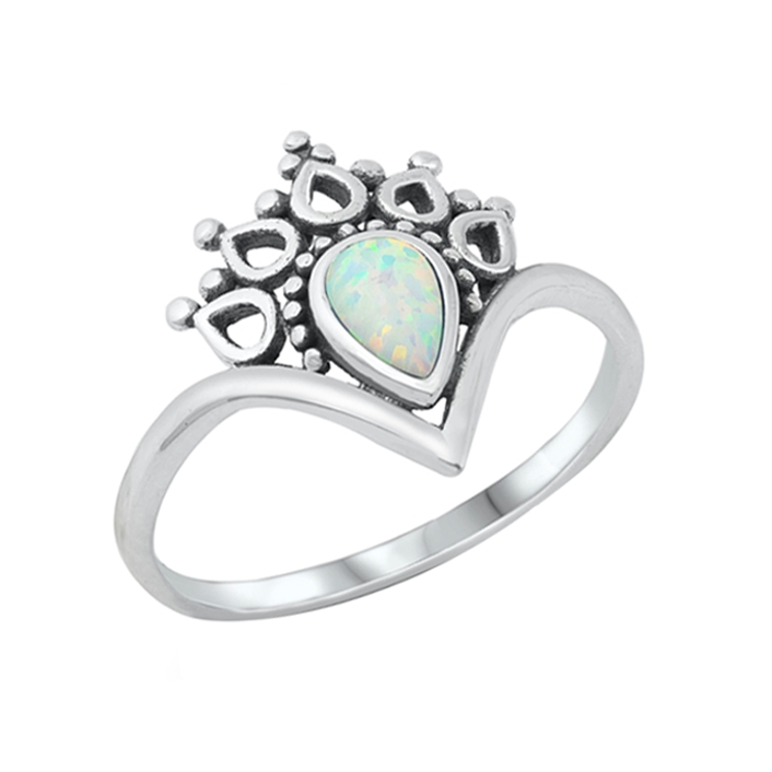Breathless Opal Ring