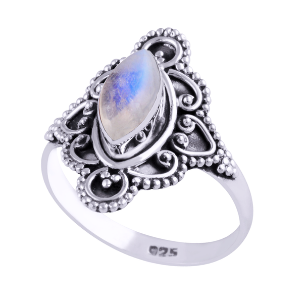 Delilah Moonstone Ring