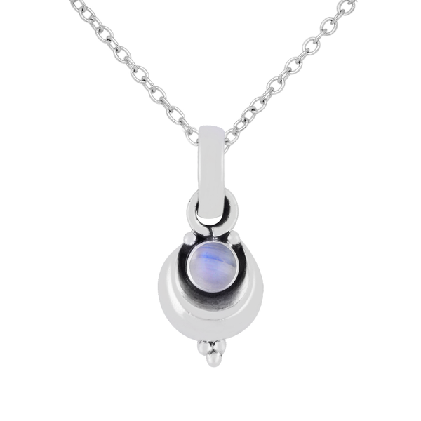 Moondance Moonstone Necklace