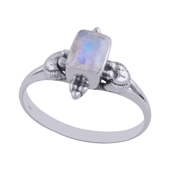 Empress Moonstone Ring