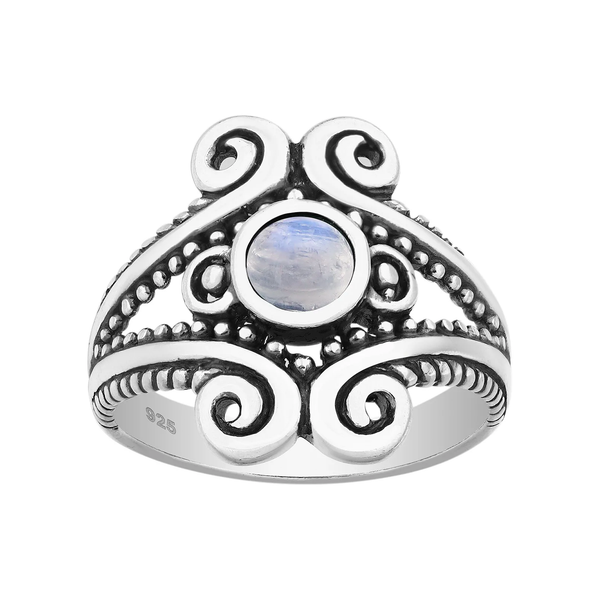 Guidance Moonstone Ring
