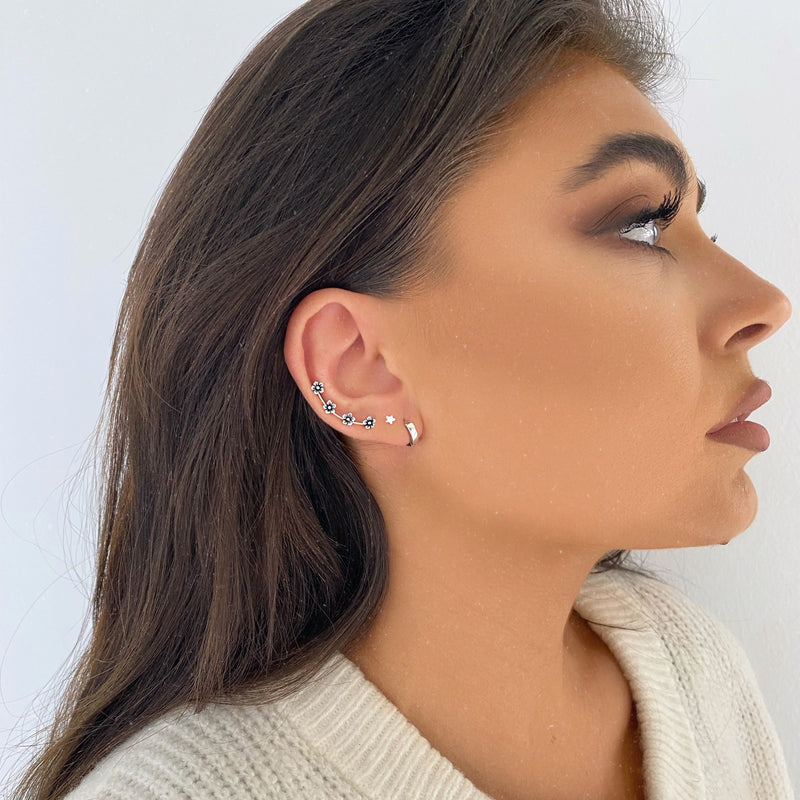Lilani Ear Climber Earrings