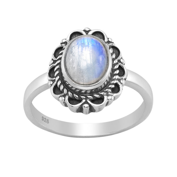 Nadine Moonstone Ring