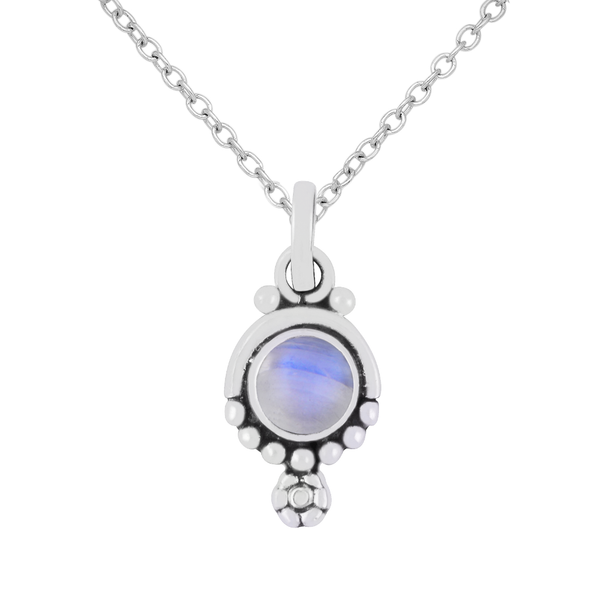 Isabella Moonstone Necklace