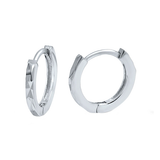 Melanie Huggie Hoop Earrings