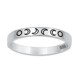 Phases Of The Moon Ring