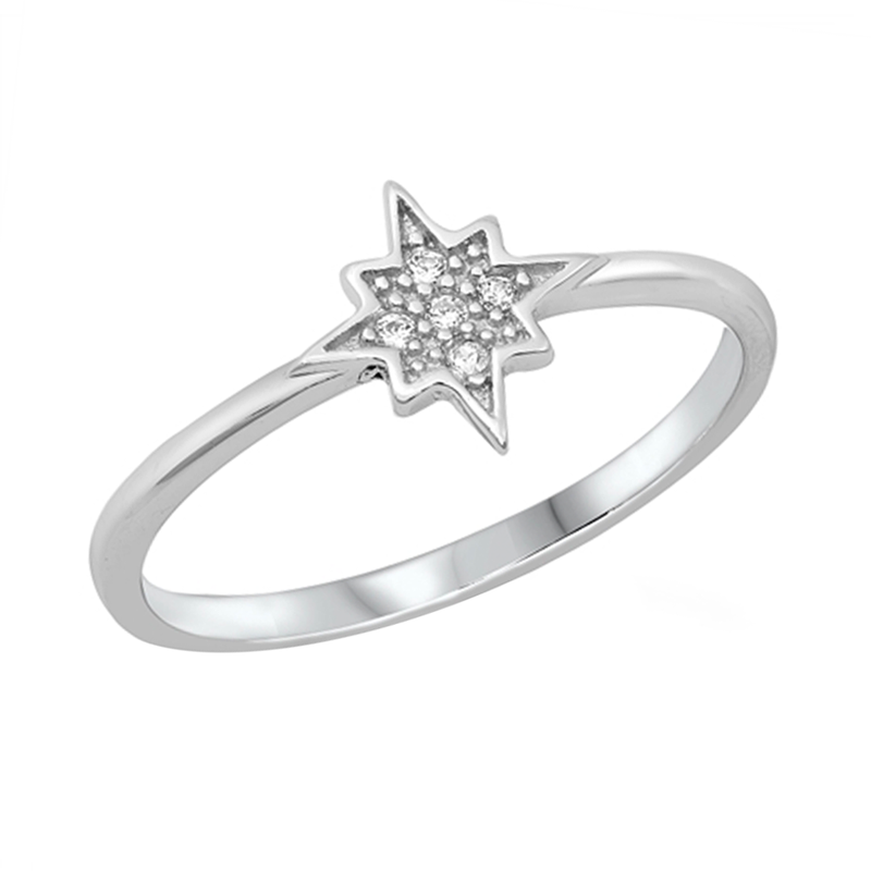 Scarlett Star Ring