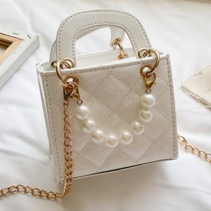 Paris Pearl Purse