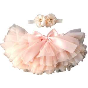Eva Tutu Skirt Set