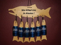 Alaskan Catch Of The Day - Salmon Plans