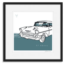 Load image into Gallery viewer, 57 CHEVY