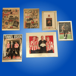 Various Sunderland Framed Pictures (12 Items)