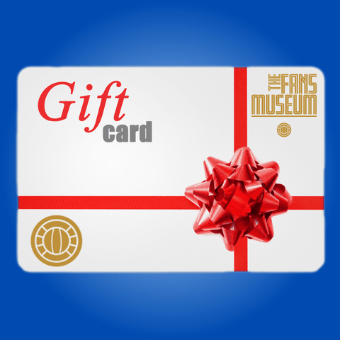 Fans Museum Gift Card