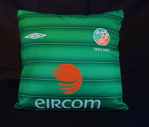 Republic Of Ireland Home 2003-2004 Shirt Cushion