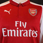 Arsenal long sleeve shirt 2017-2018 season