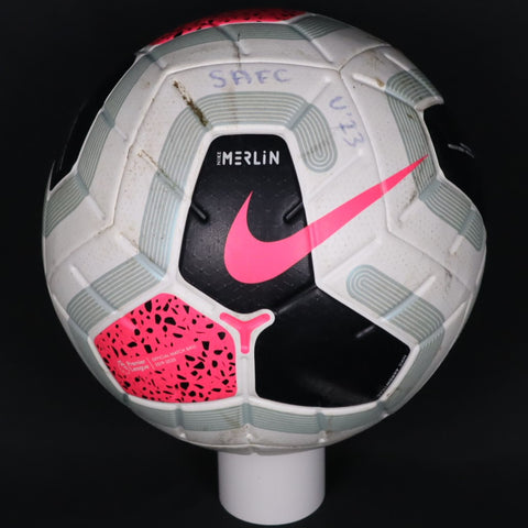 Match Used Nike Merlin Under 23's Sunderland Ball 2019/2020