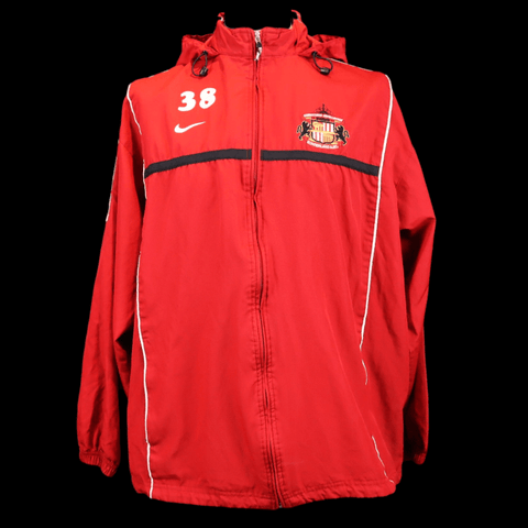 Vintage Sunderland Player Worn Training Jacket 2001/2002
