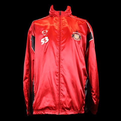RARE Sunderland Player Worn Training Jacket