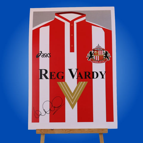 Kevin Phillips Signed A3 Print 4