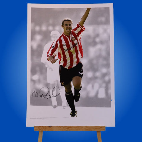 Kevin Phillips Signed A3 Print 6