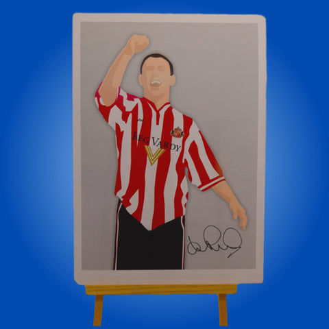 Kevin Phillips Signed A3 Print 1