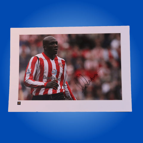 Nyron Nosworthy Signed A3 Print 2