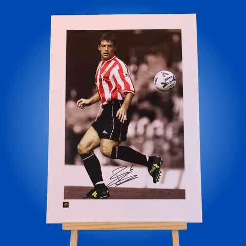 Paul Butler Signed A3 Print