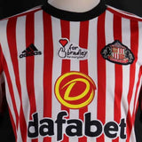 Sunderland home shirt 2017-2018 season *Medium*