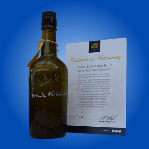 VAUX Limited Edition Bottle