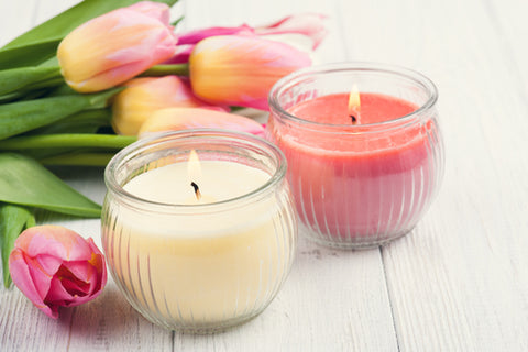 3) Candles