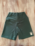 GREEN FOREST SHORTS