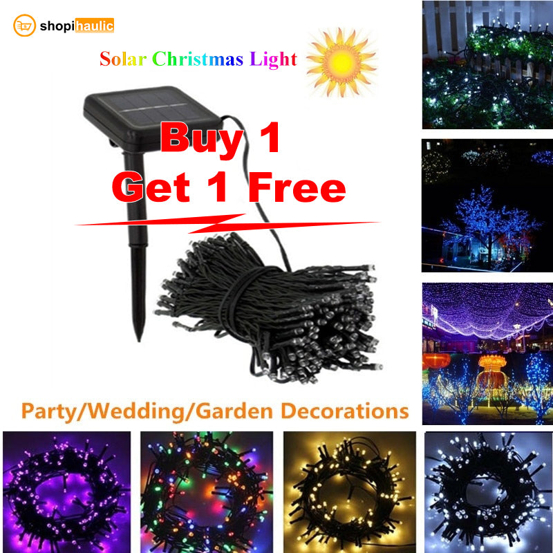 Buy 1 Take 1 Solar String Light