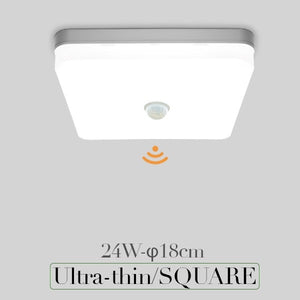 LED Ceiling Lamp PIR Motion Sensor