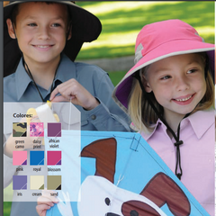 Sombrero para Niños Kid's Play SPF 50+  - Sunday Afternoon Hats -