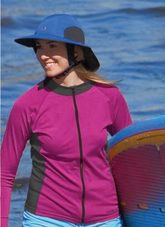 Sombrero Acuático Offshore Water FPS 50+ -Sunsay afternoon Hats-