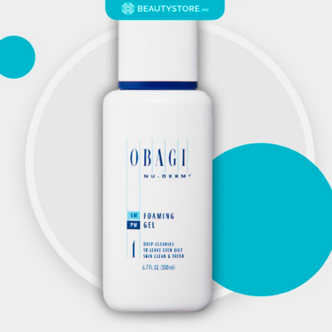 Obagi Nu-Derm  Foaming Gel / 198 ml