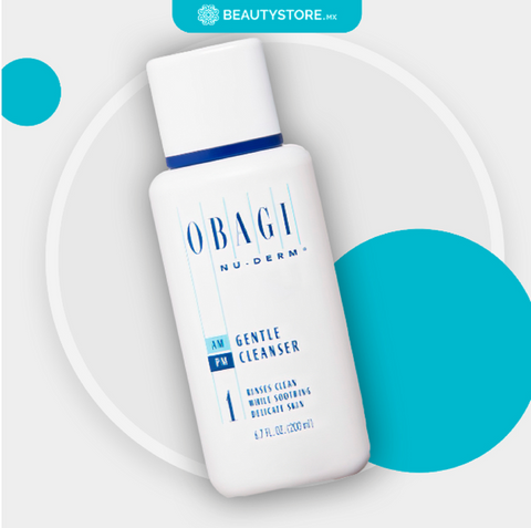 Obagi Nu-Derm Gentle Cleanser  / 200ml
