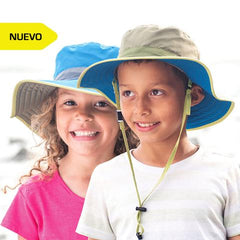 Sombreros Kid´s Clear Creek Boonie - Sunday Afternoons UPF 50+
