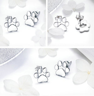 Imprint earrings