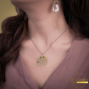 Collana Tree of life Gold